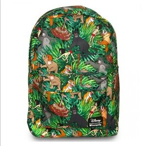 Loungefly Jungle Book Backpack Mighty Ape